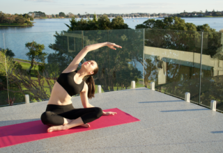 Perfect WATERPROOF Deck Finish for Lifestyle and Yoga